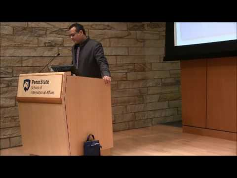 The Destruction of Nations and Responsibility to Protect, Dr. Vijay Prashad
