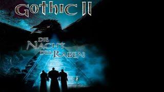 Gothic 2 L'hiver edition. В лагере бандитов