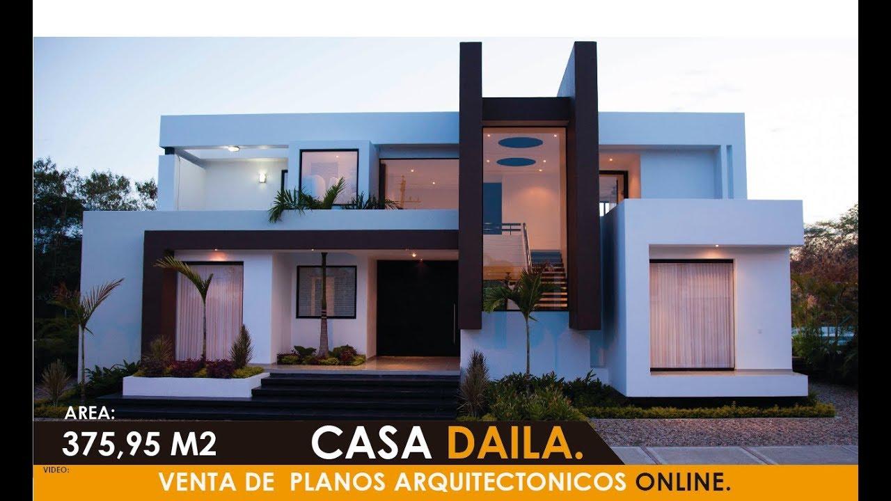 Presentacion 2018 casa moderna de lujo ref daila youtube for Casa moderna zurigo
