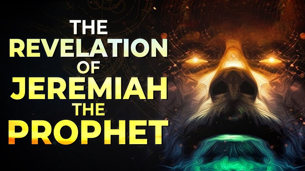 The Revelation Of Jeremiah The Prophet | Before You Give Up, Watch This