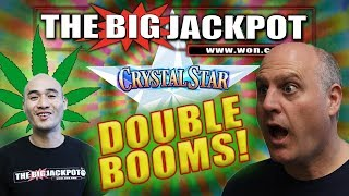 🌿TEE WINN 2,500 SUBSCRIBER SPECIAL! 🌿DOUBLE BOOMS ON CRYSTAL STAR! 🌟 | The Big Jackpot