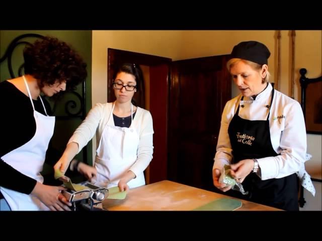 Scuola di cucina alla Fattoria del Colle