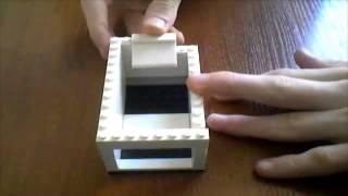 (Урок) Механизм на прокачку (Ч.4): Лего копилка (RUS) + Объявление