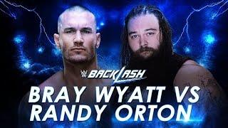 WWE 2K16 Backlash 2016 Randy Orton vs Bray Wyatt | Prediction Full Match