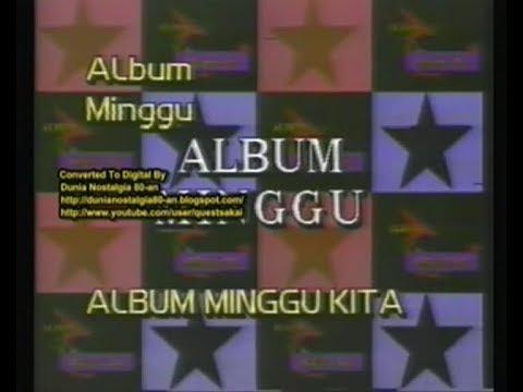 Album Minggu Kita (No Koes 91 , Ladies Angel , Deddy Dores dan lain lain)