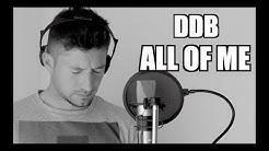 ❤️ ALL OF ME - John Legend cover (Daniel de Bourg) ❤️