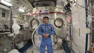 大西宇宙飛行士ISS長期滞在活動報告(Vol.4) ISSは国際協力の場 thumbnail