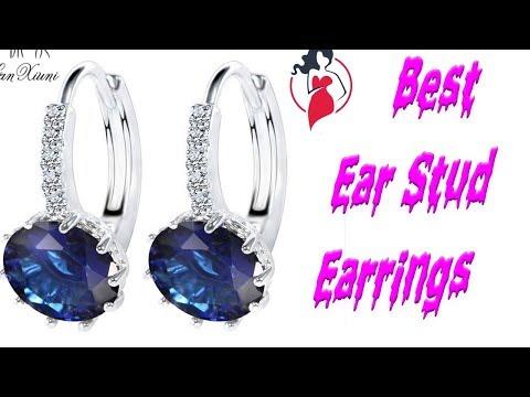 Best Ear Stud Earrings For Women 2018