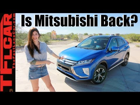 2019 Mitsubishi Eclipse Cross Review: Is This the The Evo Evolved?