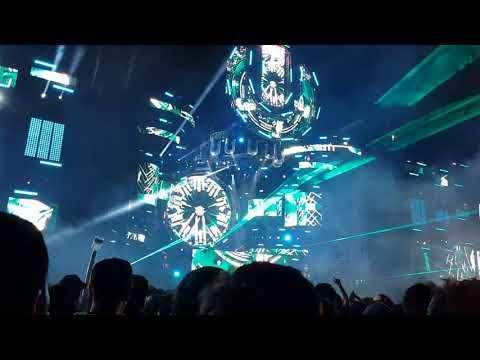 EDM Death Machine @ Knife Party - Ultra Music Festival Mexico 2017
