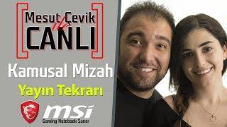 Mesut Çevik ile Canlı | Konuk: Kamusal Mizah