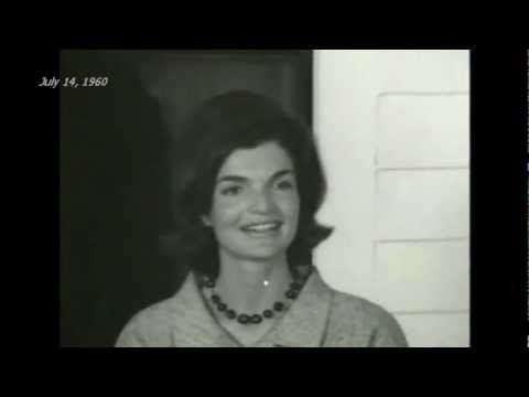 July 14, 1960 - Jacqueline Kennedy interview after Senator John F. Kennedy's nomination