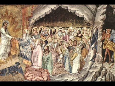 Christ Descended Into Hell: The Levels of Hell