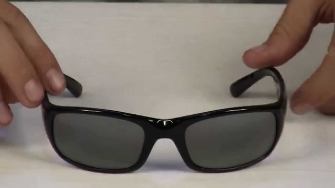 lentes maui jim vs ray ban