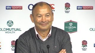 England v Australia - Eddie Jones Full Post Match Press Conference