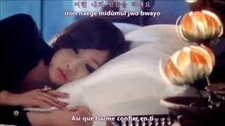 2NE1 - I Love You   [Sub Español + Romanizacion + Hangul]