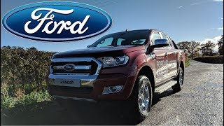 Ford Ranger 2019 Double cab Limited review