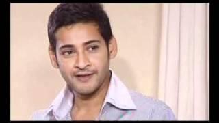 Mahesh Babu & Srinu vitla Interview About Dookudu Part 1