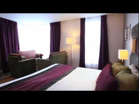 Ten Hill Place Hotel Surgeons' Hall - 4 Star Hotel Accommodation, Edinburgh, Scotland