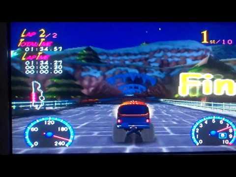 ChoroQ (PS2) Walkthrough Part 18- Long Distance Runaround