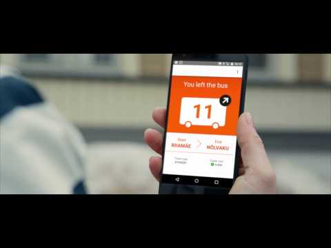 Jiffi - the ultimate mobile ticketing system for passengers