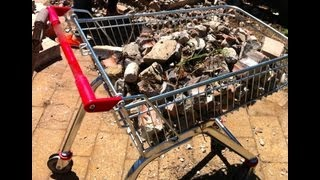 Brother this ain't no shopping trolley, Its a Samoan Wheelbarrow! Too Funny Thumbnail