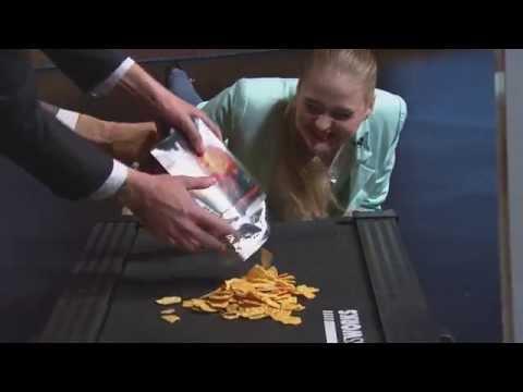 Nela Zisser  - Treadmill Speed Eating