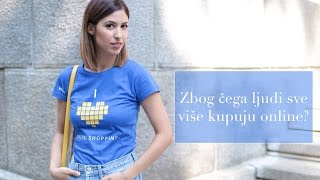 Dunja Jovanić (Fashion Babe) istražuje: Zbog čega ljudi sve više kupuju online