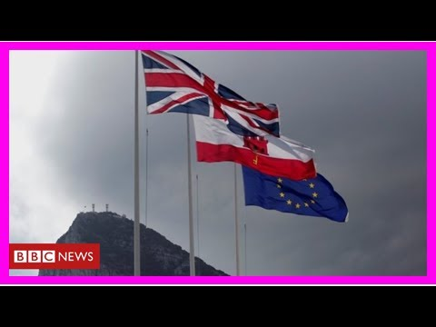 Post-Brexit 'offer' for Gibraltar