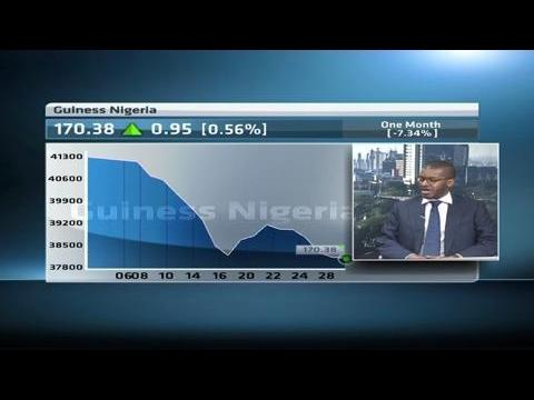 Nigerian market midday trade update