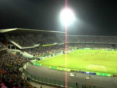 THE WAVE - Accra Sports Stadium - Ghana vs. Sudan 9-7-2009