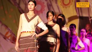 रूमा देवी बाड़मेर In पुष्कर मेला Ruma Devi Fashion Show | Pushkar Fair Fashion Show