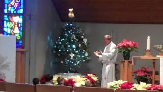 Symbols On The Christmas Tree