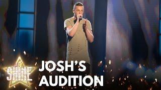 Josh Bailey performs