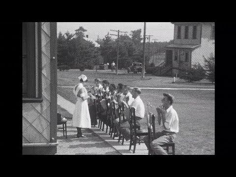 TB Sanitorium and Preventorium [Silent] (Producer unknown, 1926)