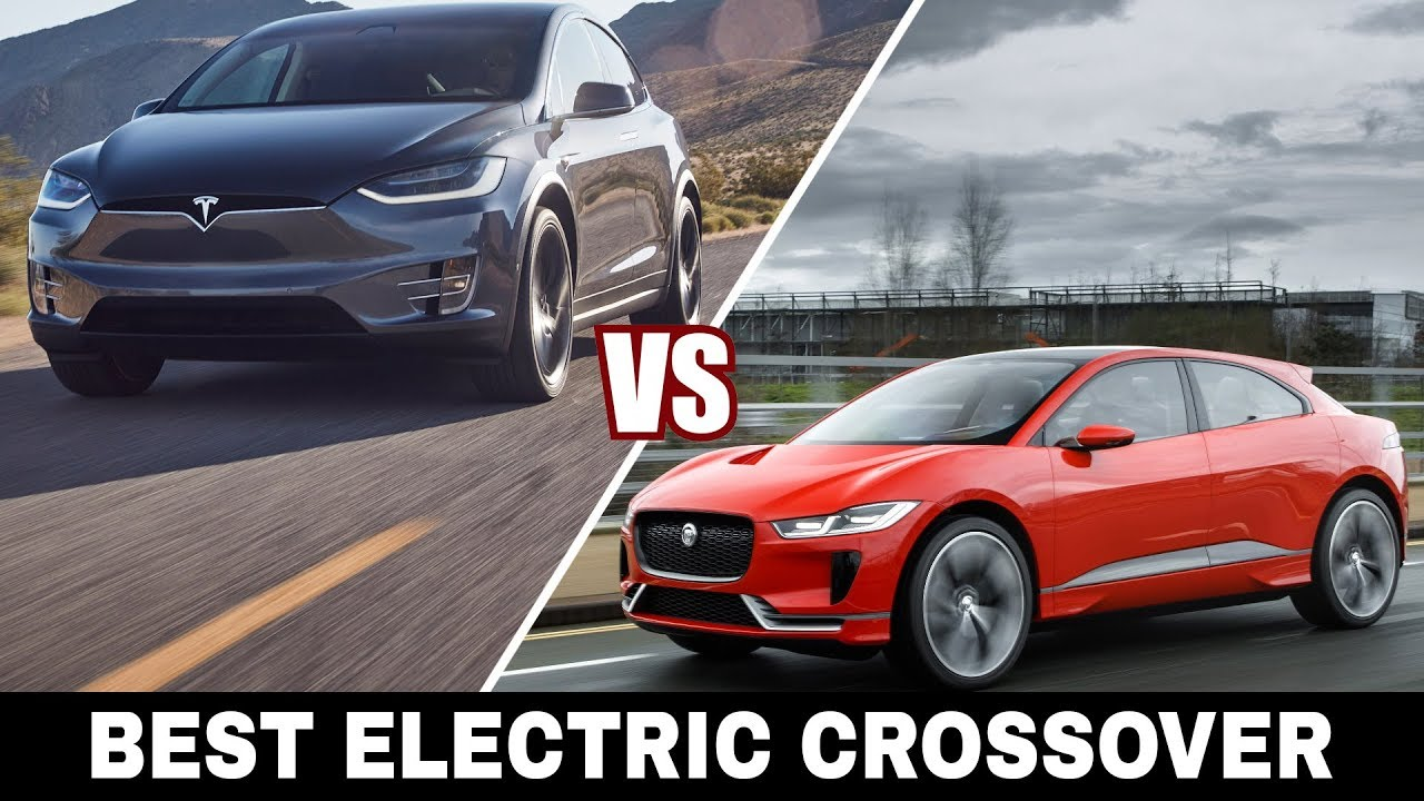 Tesla Model X VS Jaguar I-Pace: Which Is the Best Electric Crossover?