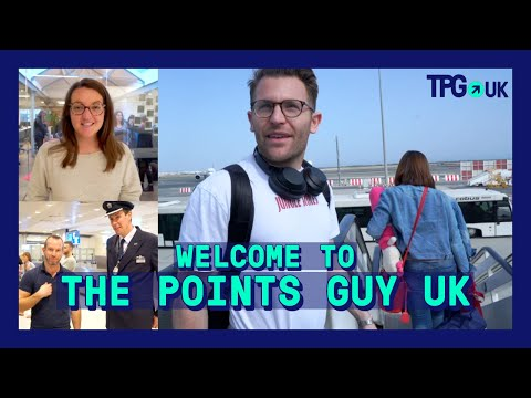 The Points Guy UK Has Officially Launched