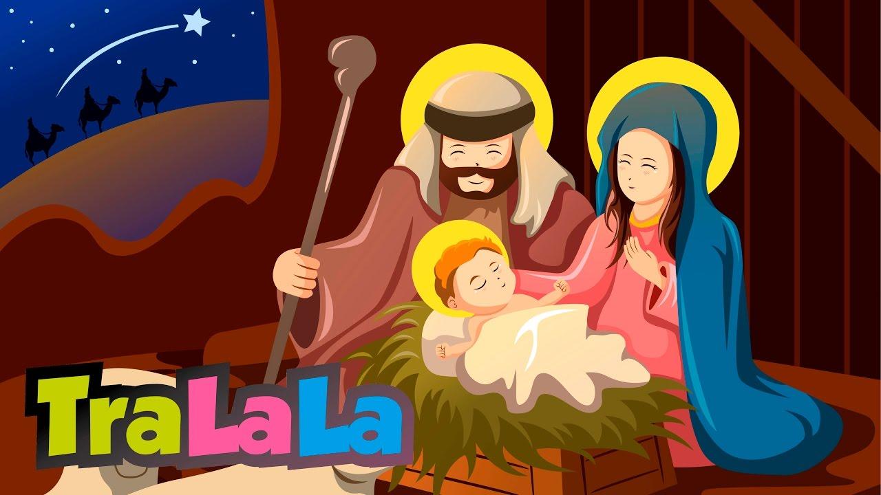 Poveste de Crăciun - Colinde de iarnă pentru copii | TraLaLa