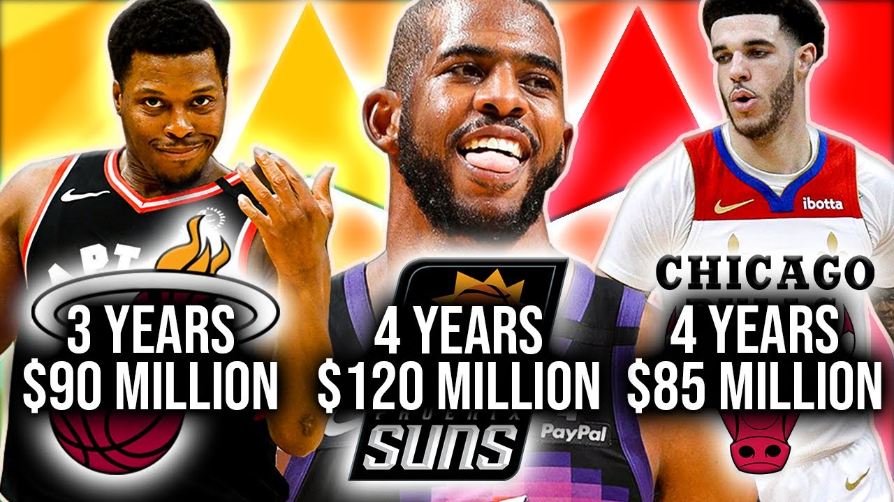 EVERYTHING You Need To Know About NBA Free Agency So Far! [NBA News]