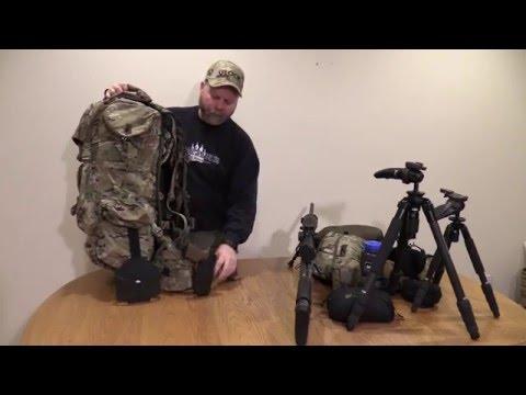 Long Range Gear/ What's In My Pack? Episode 1: Kifaru EMR II