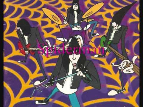 RamonesGreatest Hits Live #5Spiderman
