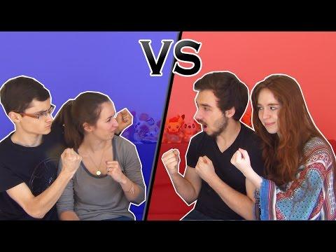 CHALLENGE FIMO EN COUPLE ! Devinez les YOUTUBEUR CONNU FRANÇAIS !