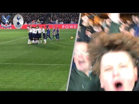 Crystal Palace 0-1 Tottenham! Away Premier League Match Day Vlog! Mp3
