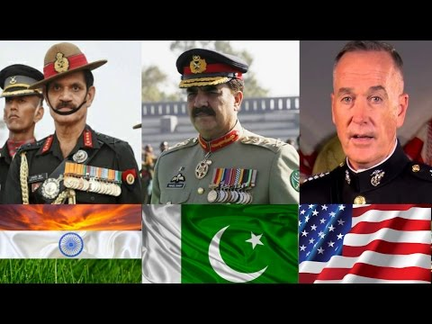 TOP 10 | BEST MILITARY COMMANDER GENERALS IN THE WORLD | 202