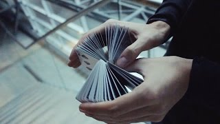 OFFHAND ║ Cardistry by Oliver Sogard ✯✯✯✯✯