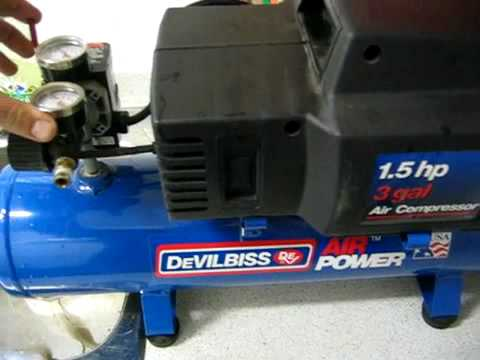 DeVilbiss Parts and Accessories