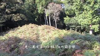 象鼻山古墳群2 養老町 岐阜県 前期 Zoubizan Tumuli Gifu Pref.2