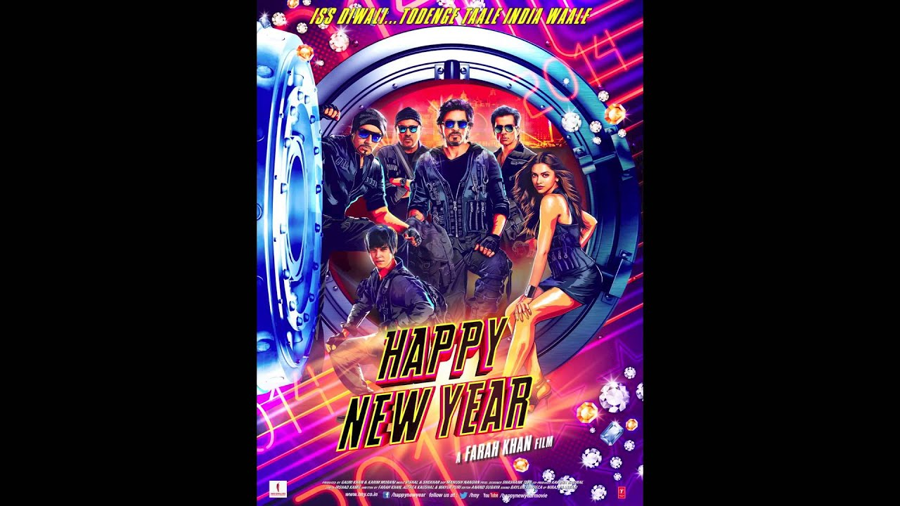 Happy New Year Movie Poster 50