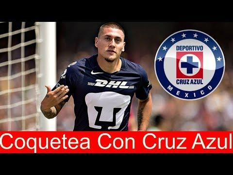 NICO CASTILLO Quiere Jugar En CRUZ AZUL!! Nuevo Refuerzo De Cruz Azul?