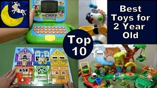 TOP 10 Best Toys for 2 Year Old - From Growing Little Ones